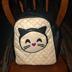 Betsey Johnson Kitty Backpack